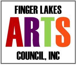 Finger Lakes Arts Council logo